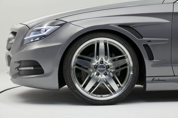 Galeri: Lorinser Mercedes-Benz CLS