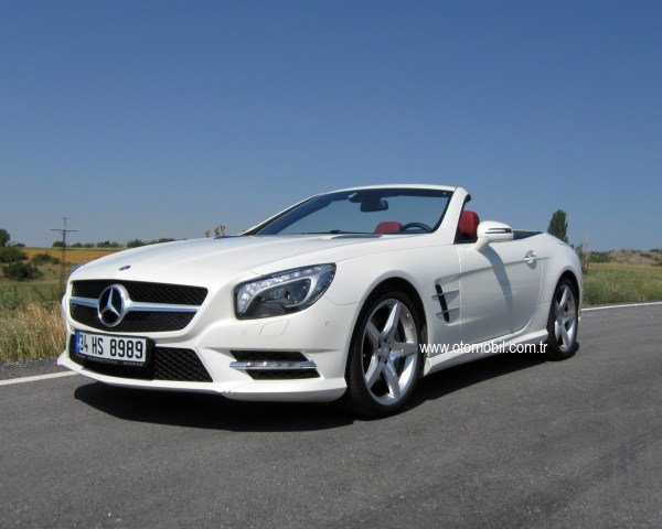 Video test: Yeni Mercedes-Benz SL 350