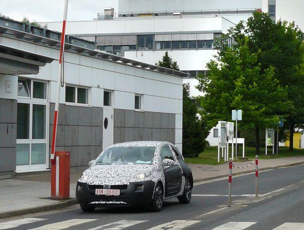 Opel Adam için 190 milyon Euro'luk yatırım