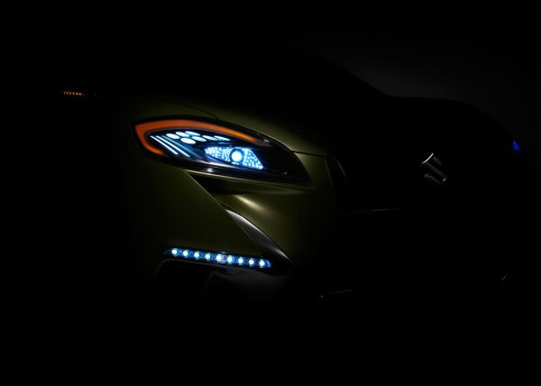Suzuki S-Cross Paris Otomobil Fuarı 2012'de sergilenecek