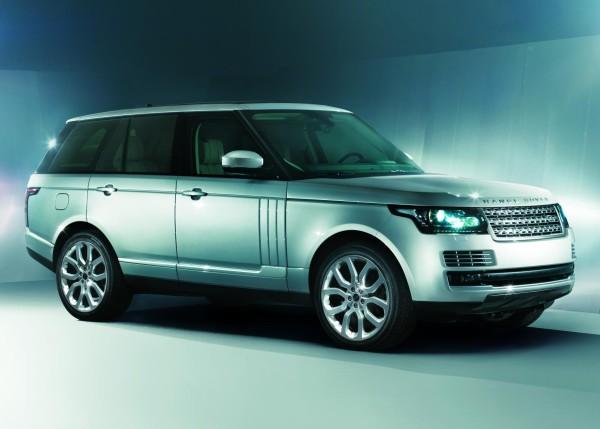 Yeni (2013) Range Rover