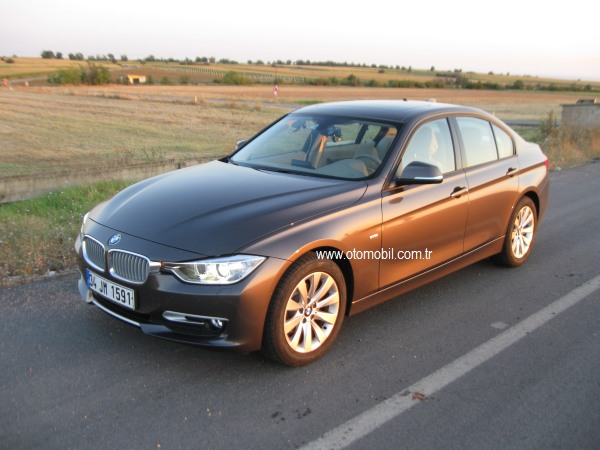 Video test: Yeni BMW 316i Otomatik