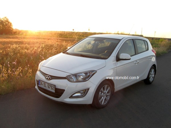 Video test: Yeni yüzlü Hyundai i20 1.4 CRDi 90 HP