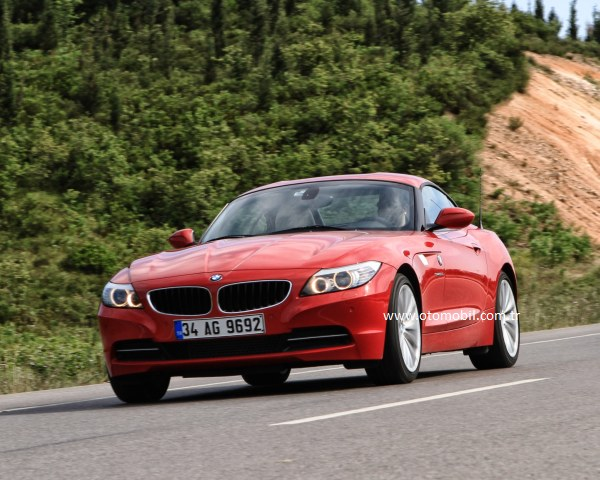 Video test: BMW Z4 sDrive20i