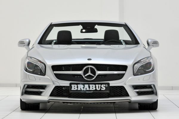 Galeri: Brabus Mercedes-Benz SL