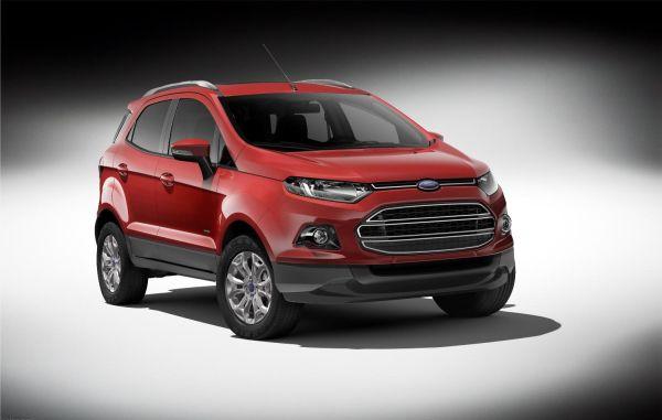 Galeri: Ford EcoSport
