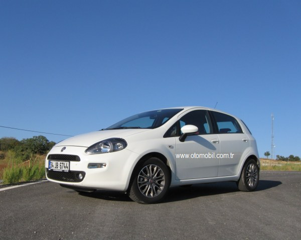 Video test: Fiat Punto 1.4 16V MultiAir 105 HP