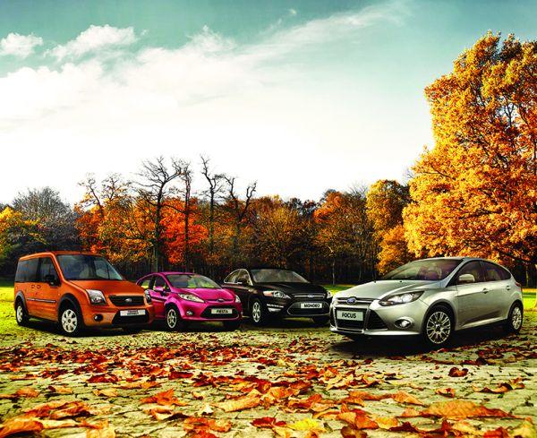 Ford kampanyası Eylül'de de sürüyor