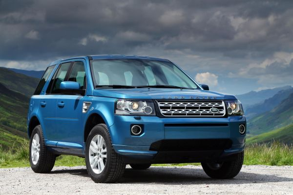 Galeri: Makyajlı Land Rover Freelander 2 2013