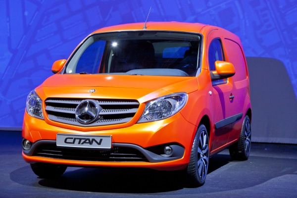 Video: Mercedes-Benz Citan