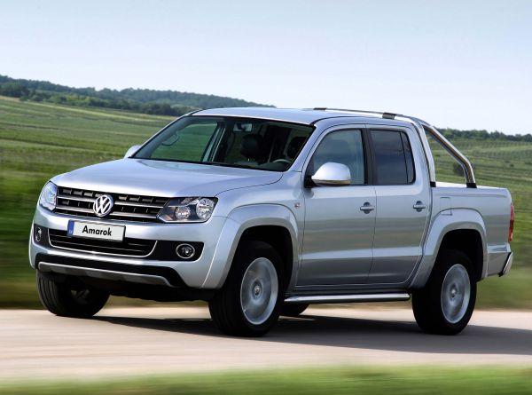 Volkswagen Amarok Dizel Otomatik 4Motion Türkiye'de