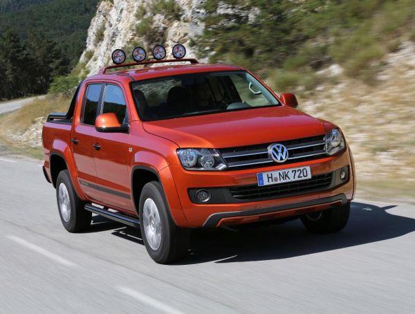 Volkswagen Amarok Canyon Hannover'de tanıtıldı