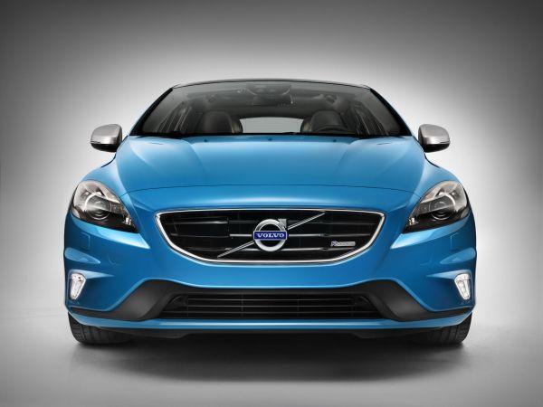 Galeri: Volvo V40 R-Design 2013