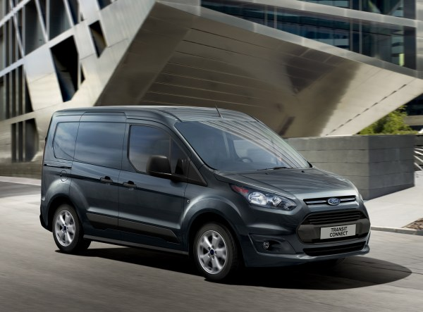 Yeni (2013) Ford Transit-Tourneo Connect - Otomobil
