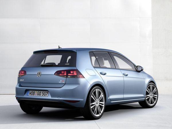 Yeni VW Golf  2013 teknik özellikler