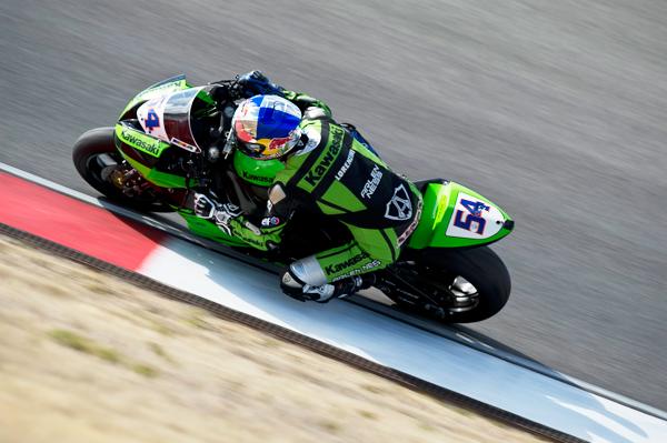 Kenan Sofuoğlu Dünya Supersport Motosiklet Şampiyonu oldu