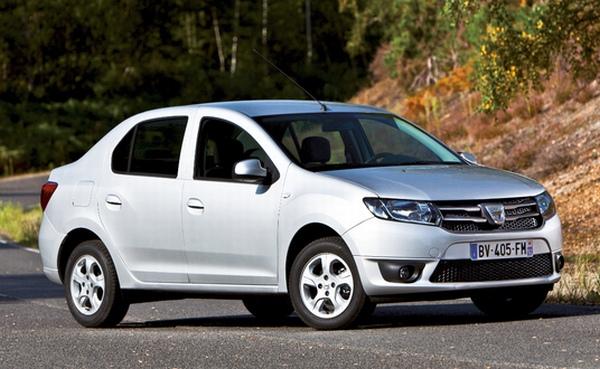Yeni (2013) Dacia Sandero