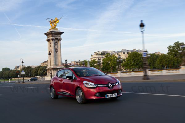 Foto test: Yeni 2013 Renault Clio 4 Hatchback 0.9 TCe 90 HP ve 1.5 dCi 90 HP