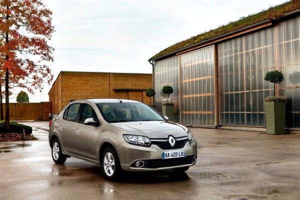 İşte yeni (2013) Renault Symbol