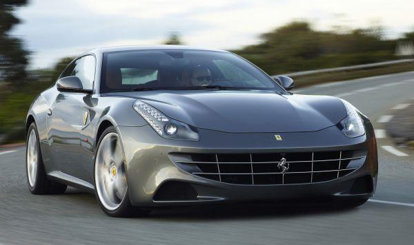Ferrari FF İstanbul Autoshow'a geliyor