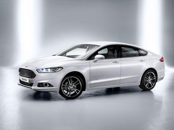 Yeni Ford Mondeo 2014 sonuna sarkabilir