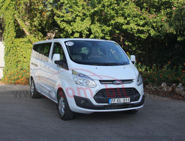Ford Transit Custom ve Tourneo Custom Türkiye fiyatları açıklandı