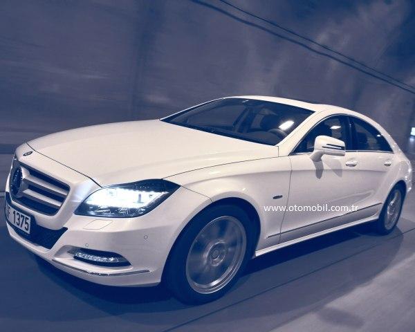 Video test: Mercedes-B...