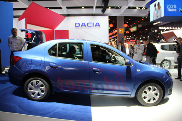 Video: Yeni 2013 Dacia Logan