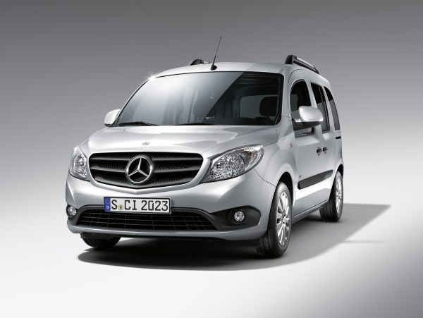 Mercedes-Benz Citan fiyatı belli oldu