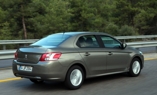 Peugeot 301 1.6 HDi 92 HP'nin performans testi videosuna ulaşmak ...