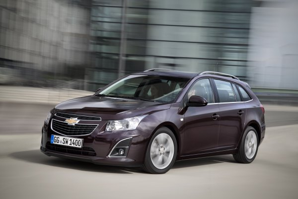 İlk sürüş - test: Chevrolet Cruze SW 1.4 Turbo MT (2013)