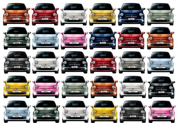 Fiat 500, 1 milyonluk üretime ulaştı