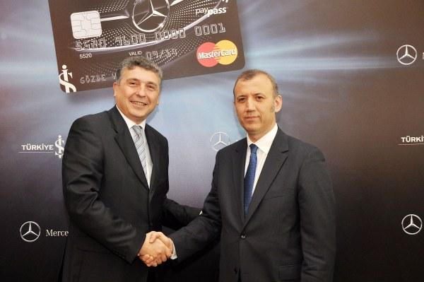 Mercedes kullanıcılarına özel: MercedesCard