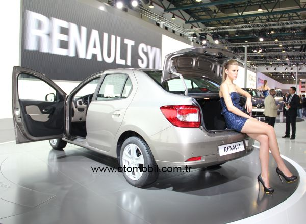 İstanbul Autoshow 2012′de dünya tanıtımı yapılan yeni Renault