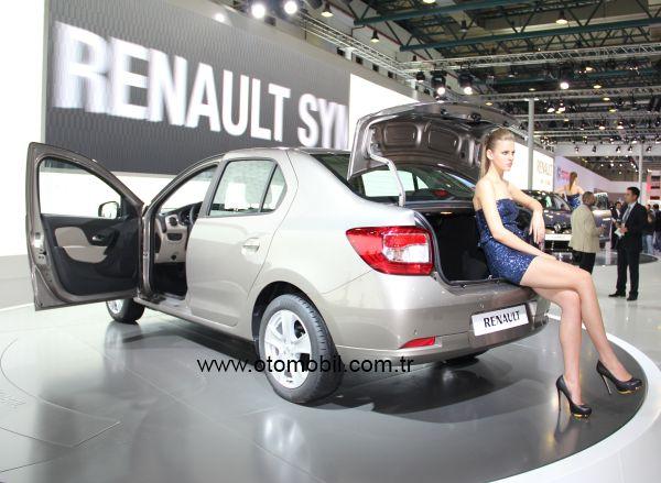 Video Yeni 2013 Renault Symbol İstanbul Autoshow 2012 360