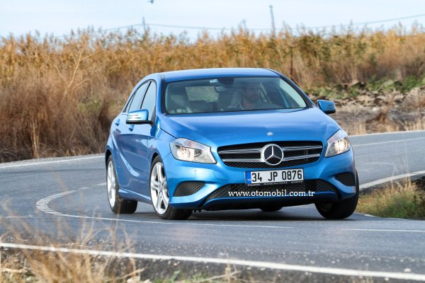 Test – Yeni (2013) Mercedes-Benz A180 Blueefficiency 7G-DCT