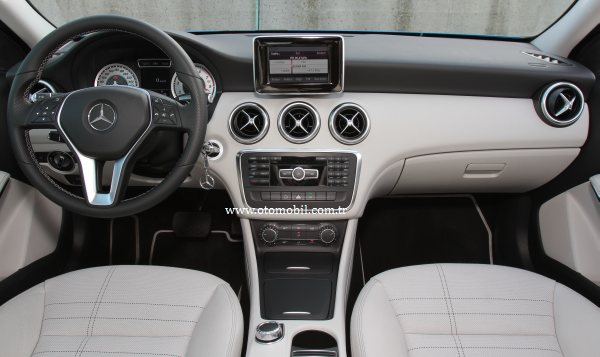 test – yeni (2013) mercedes-benz a180 blueefficiency 7g-dct - otomobil