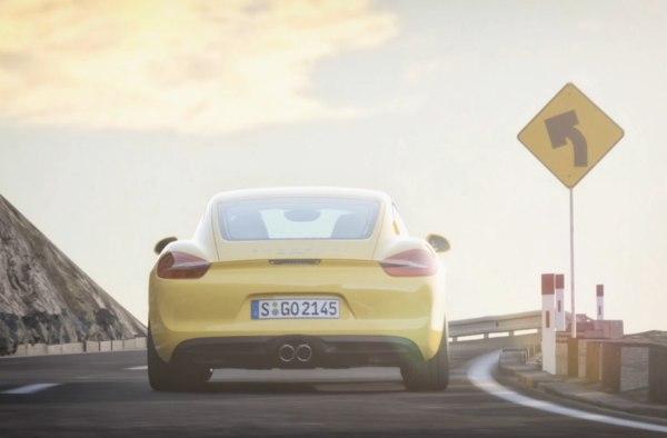 Video: Yeni (2013) Porsche Cayman S