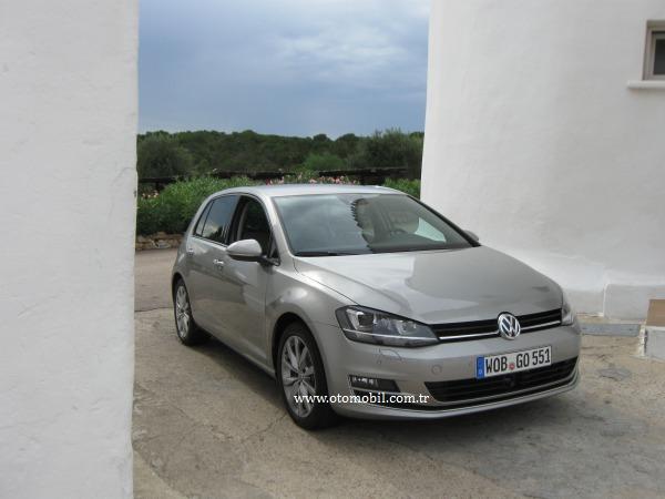 Video: Yeni (2013) VW Golf 1.4 TSI 140 HP ACT ilk sürüş / test