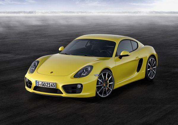 Galeri: Yeni Porsche Cayman 2013
