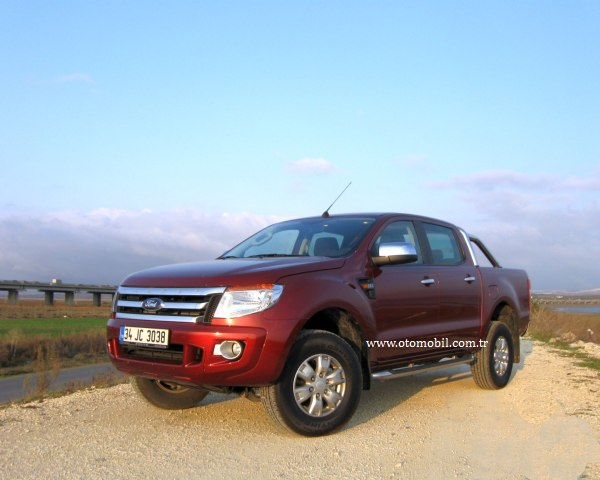 Video test: Yeni Ford Ranger 2.2 TDCi XLT 4×2 Otomatik
