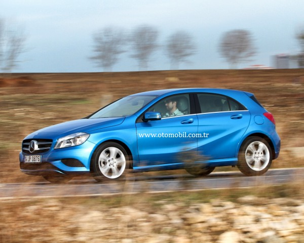 Video test: Yeni (2013) Mercedes-Benz A 180 BlueEfficiency 7G-DCT