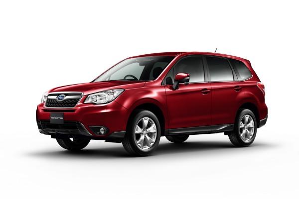 Yeni (2013) Subaru Forester hazır