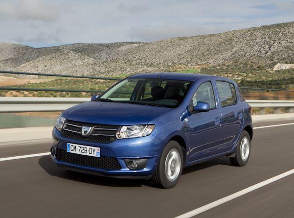 Yeni 2013 Dacia Sandero ve Sandero Stepway Türkiye fiyatları açıklandı