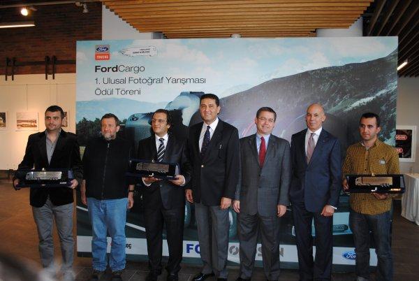 Ford Cargo Fotoğraf Yarışması ödülleri verildi