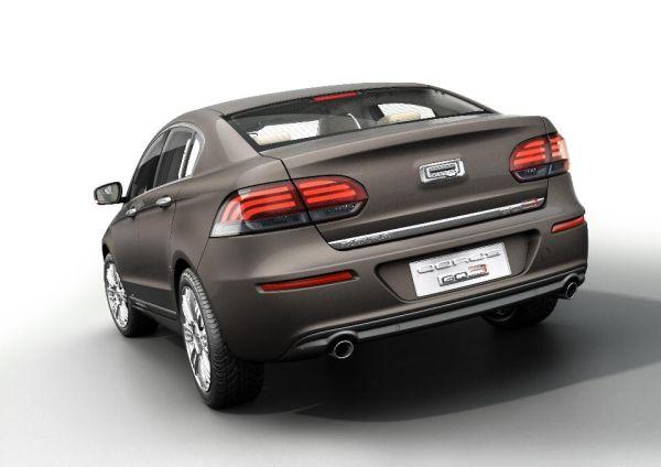 Galeri: Qoros GQ3 Cenevre Motor Show 2013