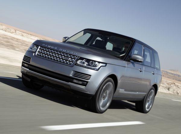 İlk sürüş – Test: Yeni 2013 Range Rover 3.0 TDV6