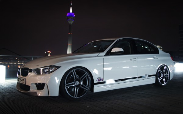 Prior Design'dan BMW 3 Serisi'ne body kit
