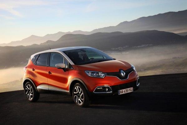 Renault'dan yeni crossover: 2013 Captur