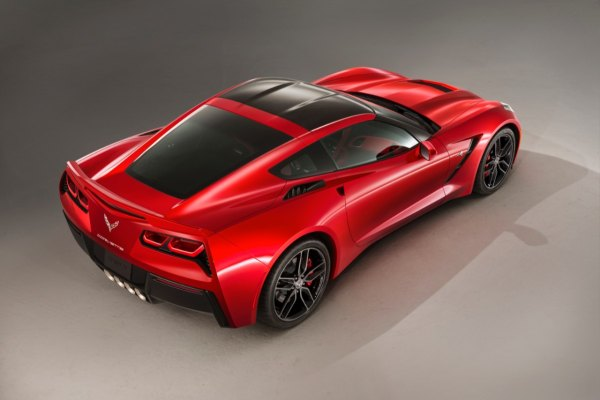Galeri: Yeni (2014) Chevrolet Corvette Stingray